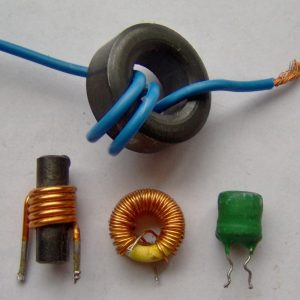 Inductors And Chokes/سلف ها