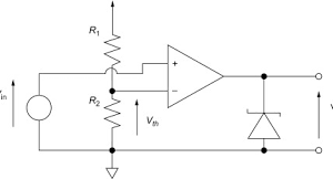 ANALOG COMPARATOR IC