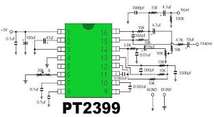 AUDIO PROCESSOR IC