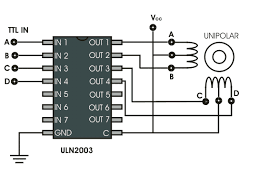 DRIVER MOTOR&STEPPER IC
