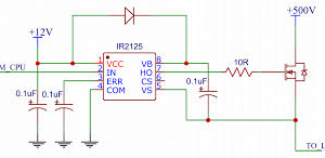 IGBT&MOSFET DRIVER IC
