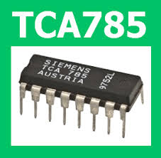PHASE CONTROL IC